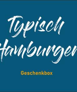 Individuelle Hamburger Präsentbox